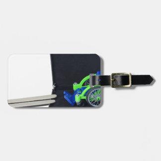 WheelchairRampInBriefcase062115 Luggage Tag