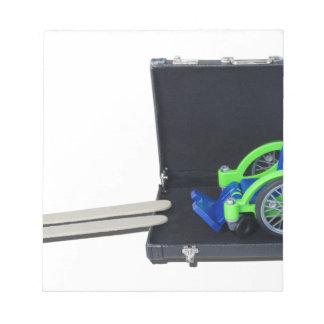 WheelchairRampInBriefcase062115 Notepad