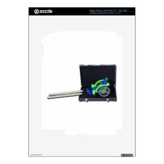 WheelchairRampInBriefcase062115 Skin For iPad 3