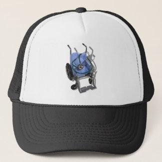 WheelchairStethoscope073110 Trucker Hat
