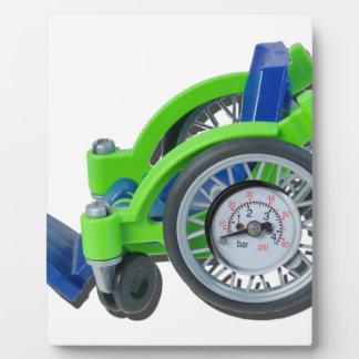 WheelchairWithGauge062115 Plaque