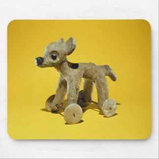 Wheeled animal toy, Vera Cruz, Mexico Mouse Pad