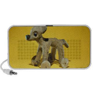 Wheeled animal toy, Vera Cruz, Mexico PC Speakers