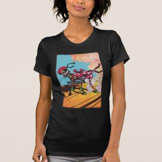 Wheeler on Sand Vintage Oz Shirt