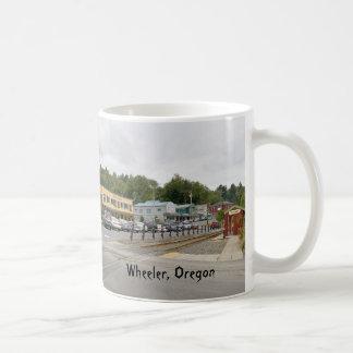 Wheeler Oregon Coffee Mug