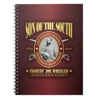 Wheeler (SOTS2) Spiral Notebook