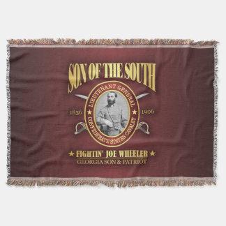 Wheeler (SOTS2) Throw Blanket