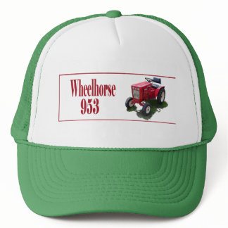 Wheelhorse 953 trucker hat