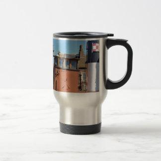 Wheelhouse Of The Lydia Eva Travel Mug