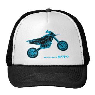 Wheelie de SuperMoto Gorros Bordados
