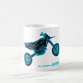 Wheelie de SuperMoto Tazas