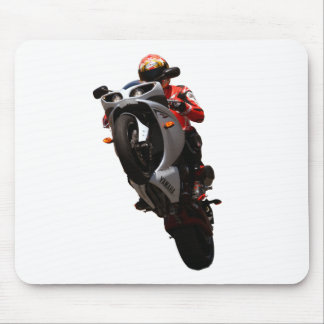 Wheelie de Yamaha R1 Alfombrilla De Raton