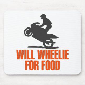 Wheelie Alfombrilla De Raton