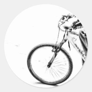 Wheelin Classic Round Sticker