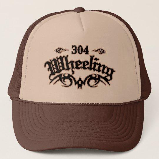 Wheeling 304 trucker hat