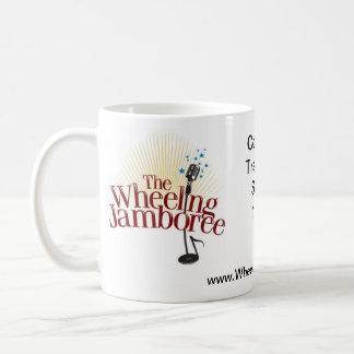 Wheeling Jamboree  Official Logo Mug