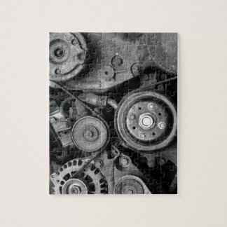Wheels and Pulleys Jigsaw Puzzle
