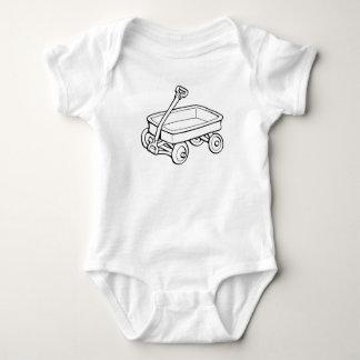 Wheels - Baby Shirts