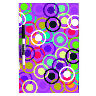 Wheels Dry-Erase Board