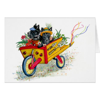 Wheels In The Wood 2015 note card