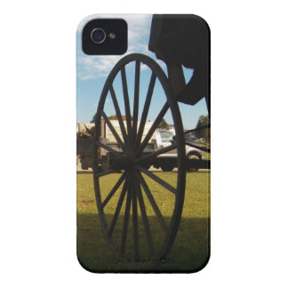 Wheels in Vermont iPhone 4 Case-Mate Case