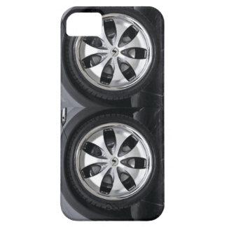 Wheels iPhone SE/5/5s Case