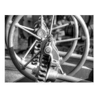 Wheels Of Change Postcard