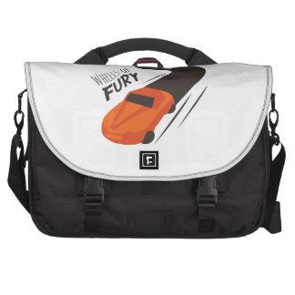 Wheels Of Fury Laptop Bags