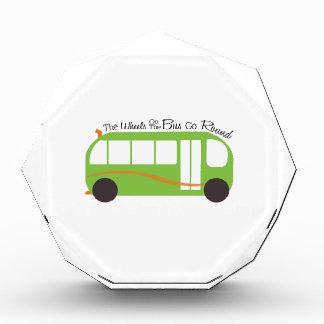 Wheels On Bus Awards