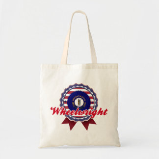 Wheelwright, KY Tote Bag