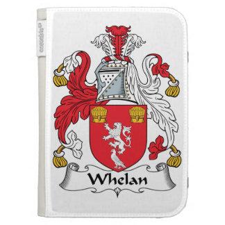 Whelan Family Crest Kindle 3 Cases