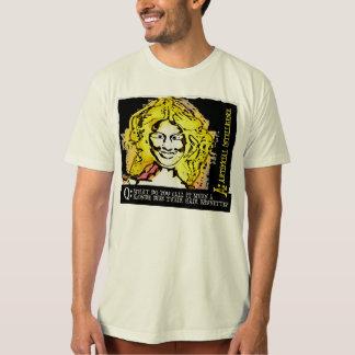 when a blonde dies their hair brunette... T-Shirt