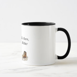 When a Child is Born, So is a Grandfather Mug