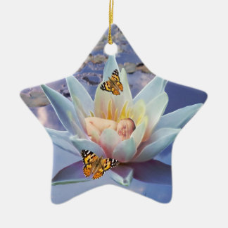 When a little baby goes to sleep christmas ornament