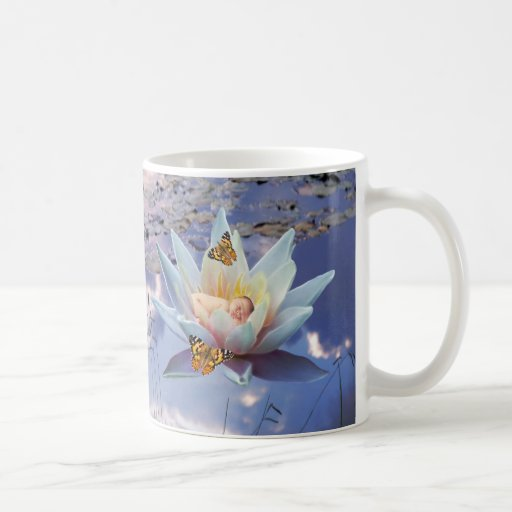 When a little baby goes to sleep coffee mugs