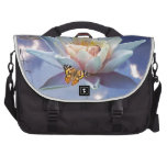 When a little baby goes to sleep laptop bags