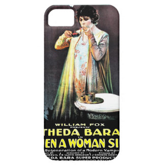 When A Woman Sins iPhone SE/5/5s Case
