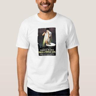When A Woman Sins Shirt