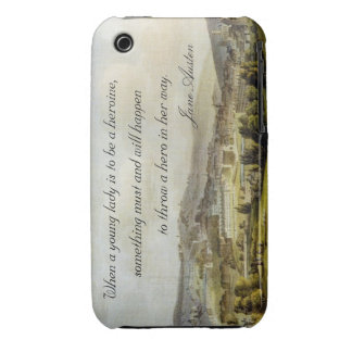 When a young lady is to be a heroine iPhone 3 case