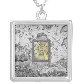 When all Creation is Redeemed necklace