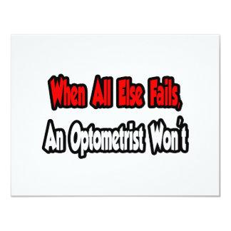 When All Else Fails, An Optometrist Won't Card