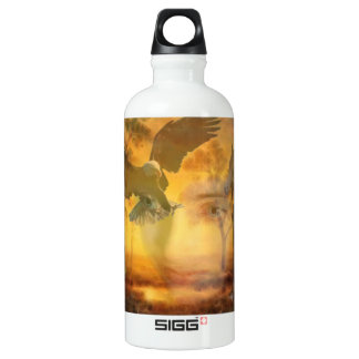 When all is one SIGG traveler 0.6L water bottle