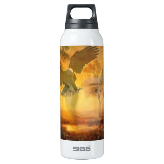 When all is one 16 oz insulated SIGG thermos water bottle