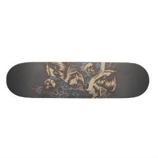 When Animlas Attack Skate Board Decks
