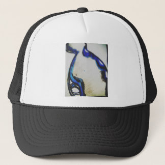 When Art Become Invention a Spaceship of Intention Trucker Hat
