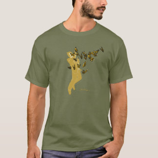 When Butterflies Attack! t-shirt