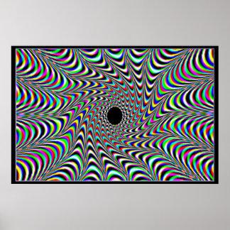 When Colors Go Crazy Poster