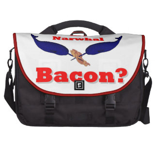 When does the narwhal bacon laptop computer bag