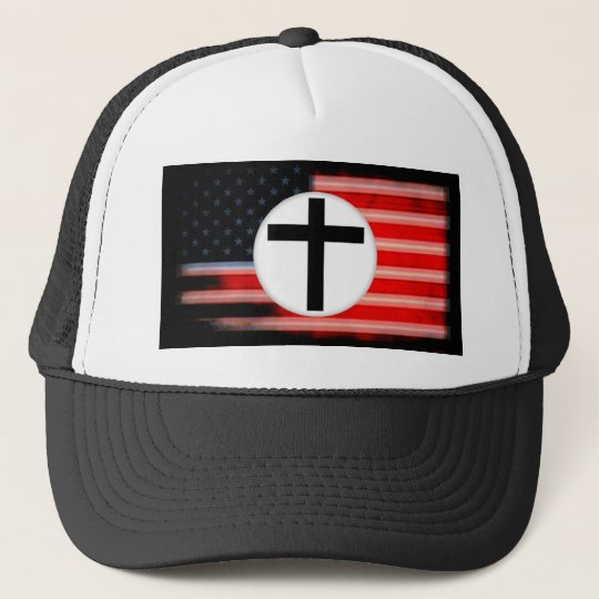 when fascism comes to America Trucker Hat
