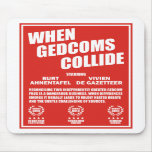 When GEDCOMS Collide Mousepads